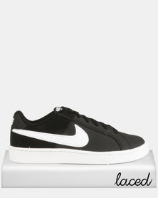 Nike Court Royale Sneakers Black/White