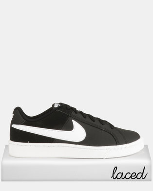 hot sale online 107a6 cf724 Nike Court Royale Sneakers Black White