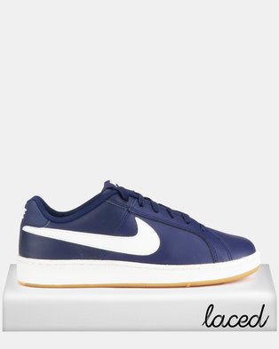 nike south africa online best price guaranteed zando  nike court sneakers royale blue void white gum light brown