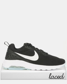 Nike Air Max Motion LW Sneakers Black/White