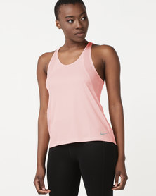 Nike Performance Run Tank Storm Pink