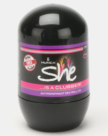 She Cosmetics and Fragrances She Is Clubber Roll On 40ml
