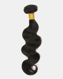 "Roots Hair Brazilian Wave 16"" Black"