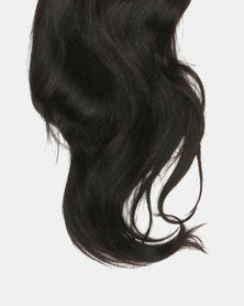 """Roots Hair Brazilian Lace Wig 12"""" Black"""