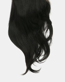 """Roots Hair Brazilian Lace Wig 14"""" Black"""