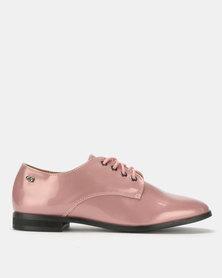 Miss Black Xylon Flats Pink