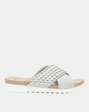 9e076a4dafc12f Butterfly Feet Rene Sandals Grey
