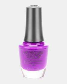 Morgan Taylor Nail Lacquer One Piece Or Two