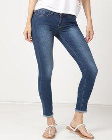 Soviet Jegging Skinny Jeans Indigo