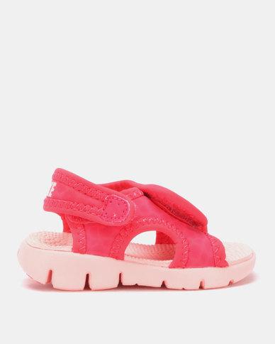 9a7d2ff7b Nike Infant Sunray Adjust 4 Sandals Pink