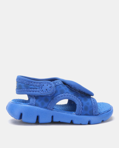 save off 7b3e9 315e7 Nike Infant Sunray Adjust 4 Sandals Game Royal   Zando