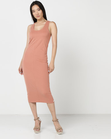Hurley Dri-Fit Dress Terra Blush