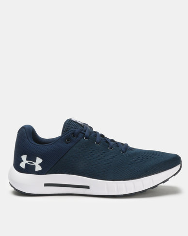 55b274e77bd Under Armour UA Micro G Pursuit Shoes Blue