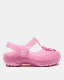 Crocs Isabella Emb Clog PS Cntn Pink ab9c94d160f