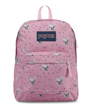 c12bb0dc6d8 JanSport Superbreak Backpack Fierce Frenchies