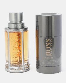 Hugo Boss The Scent EDT 50ml & Deodorant Stick 75ml