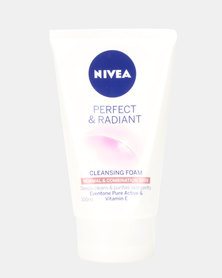 Nivea Perfect & Radiant Foam Wash Normal & Combination Skin 100ml