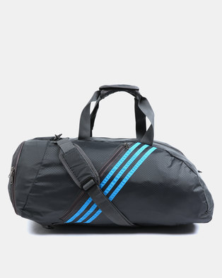 40253a7b732f Blackchilli Sporty Duffle Bag Charcoal