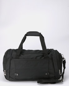 Blackchilli Simple Duffle Bag Black