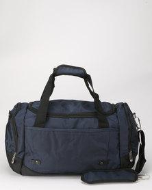 Blackchilli Simple Duffle Bag Navy