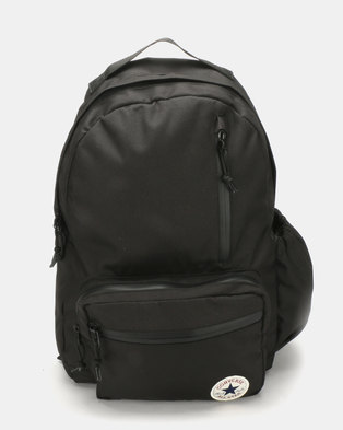 0ef9da9a6017 Converse Go Backpack Black