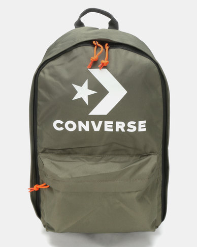 7e56b00c91a0 Converse EDC 22 Backpack Green
