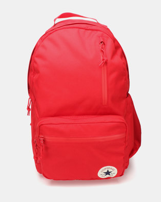 8b4802caa733 Converse Go Backpack Red