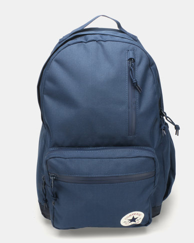 35020fa3ea19 Converse Go Backpack Blue