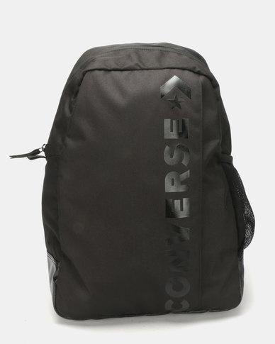 c285e69b9969 Converse Speed 2 Backpack Black