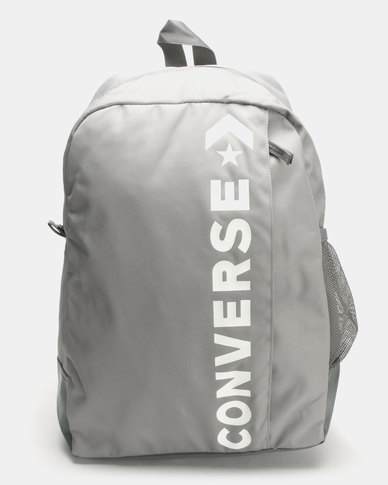 Converse Speed 2 Backpack Grey