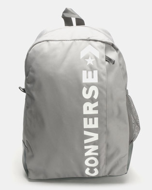 1fbb1d2efe1a Converse Speed 2 Backpack Grey