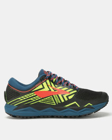 Brooks Caldera 2 Running Shoes Black