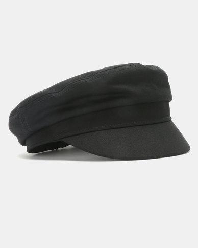 RVCA Baker Boy Hat Black