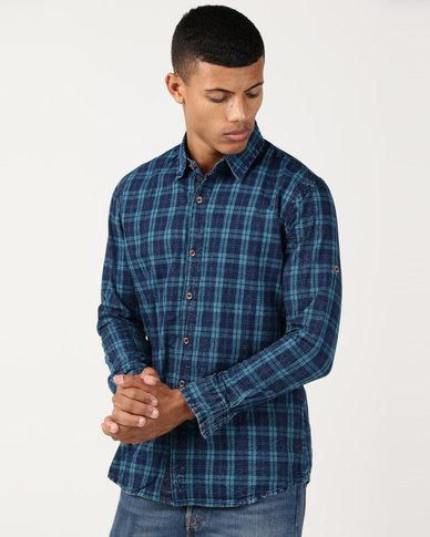 Utopia Shirt Blue