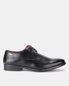 Anton Fabi Suso Formal Lace Up Black