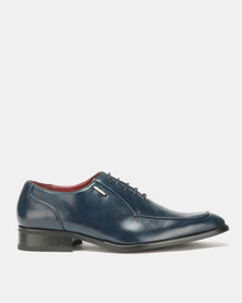Anton Fabi Lorenzo Formal Lace Ups Navy