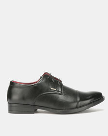 Anton Fabi Suso Formal Lace Ups Black