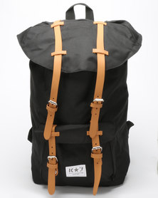 K7 STAR Tracker Backpack Black