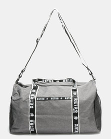 K7 STAR Blast Duffel Bag Grey