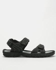 Weinbrenner Adventure Sandals Black