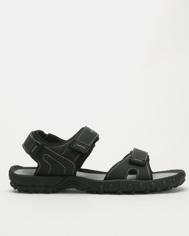 Weinbrenner Adventure Sandals Black