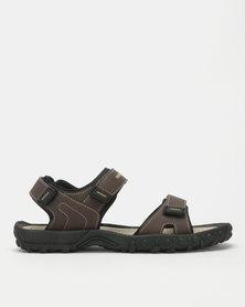 Weinbrenner Adventure Sandals Brown