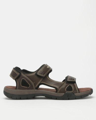 Weinbrenner Outdoor Sandals Brown