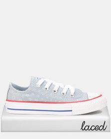 Converse Ctas Americana TD B Ox Sneakers Grey