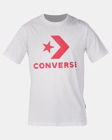 Converse Star Chevron Tee