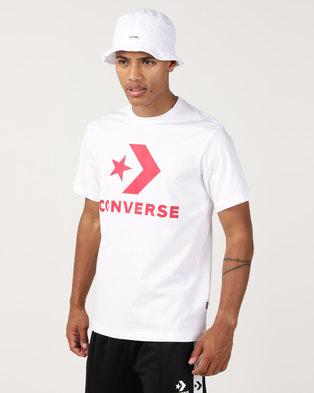 8c0190738285 Converse Star Chevron Tee