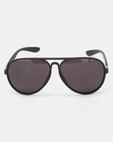 UNKNOWN EYEWEAR Magnum Sunglasses Black