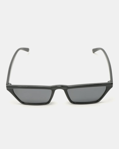 UNKNOWN EYEWEAR Saturn Sunglasses Black
