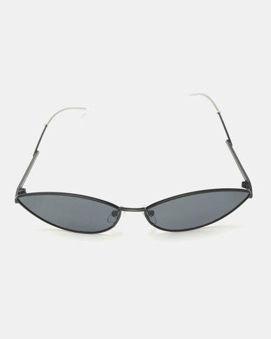 ed02b0542b4 UNKNOWN EYEWEAR Hiram Sunglasses Black