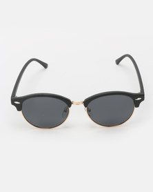 UNKNOWN EYEWEAR Jamie Polarised Sunglasses Black